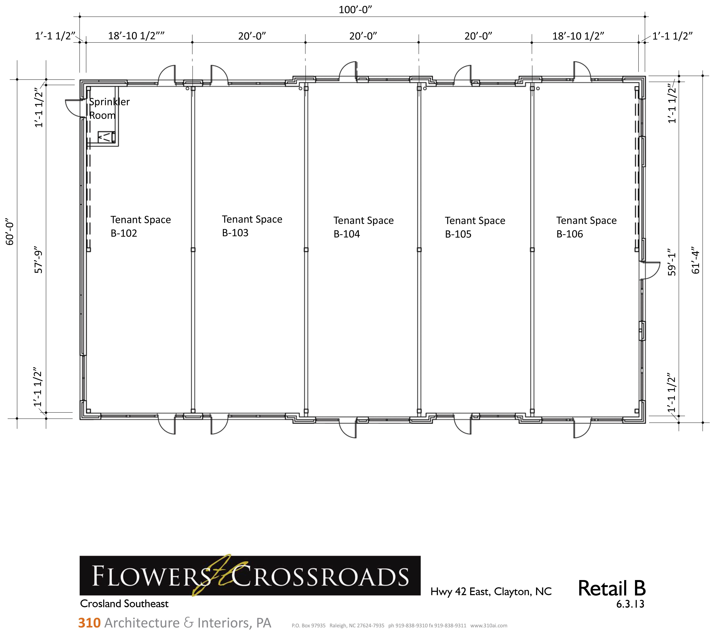 B floor plans 1